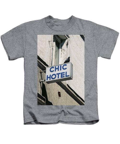 Chic Hotel Kids T-Shirt