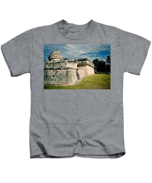 Chichen Itza 1 Kids T-Shirt