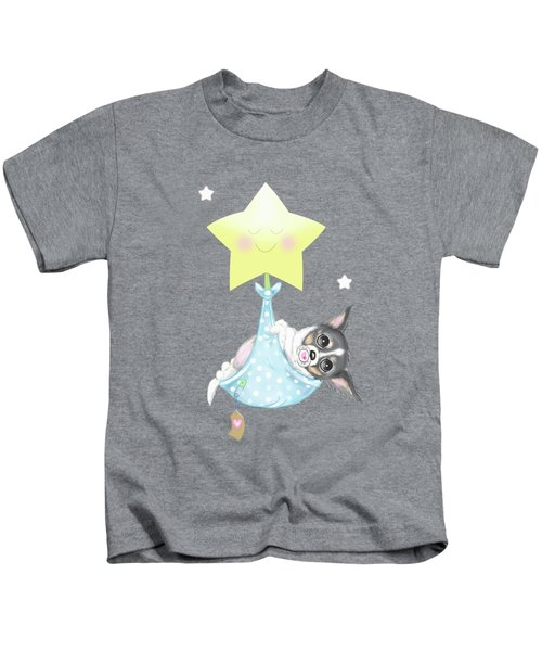 Chihuahua Cookie Baby Kids T-Shirt