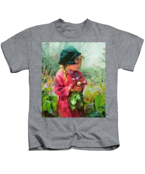 Child Of Eden Kids T-Shirt