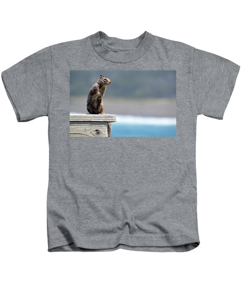 Chilly Squirrel Kids T-Shirt