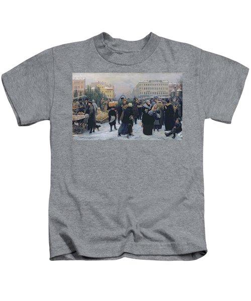 Christmas Fair  Kids T-Shirt