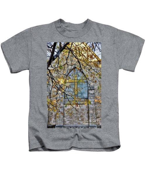 Church Ghost Kids T-Shirt