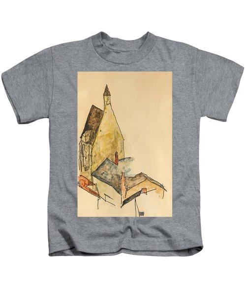 Church Hospital Modling Kids T-Shirt