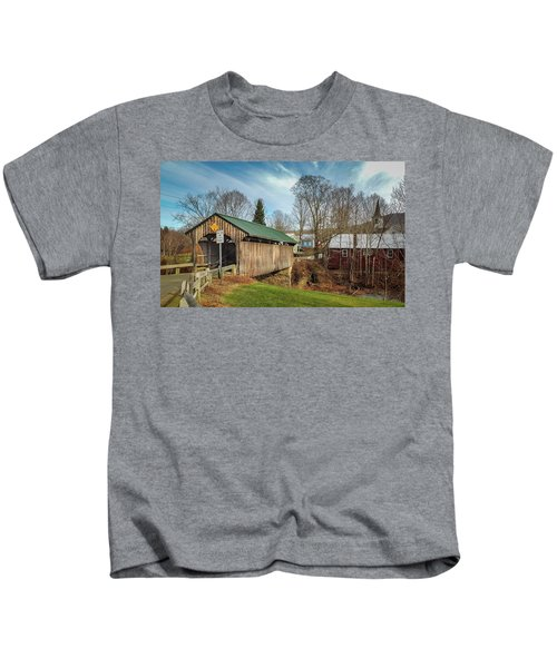 Church Street Bridge Kids T-Shirt