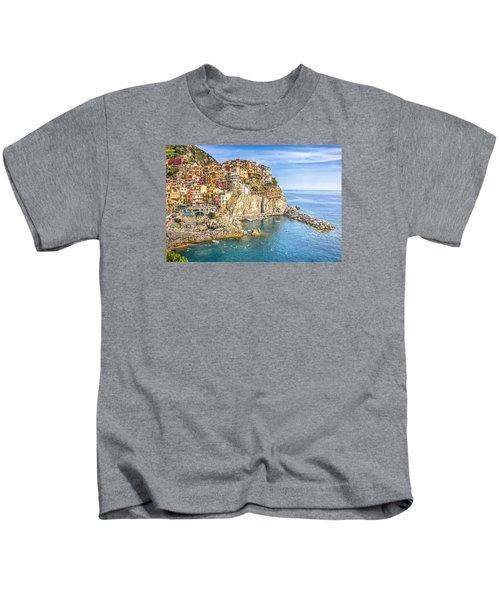 Cinque Terre Kids T-Shirt