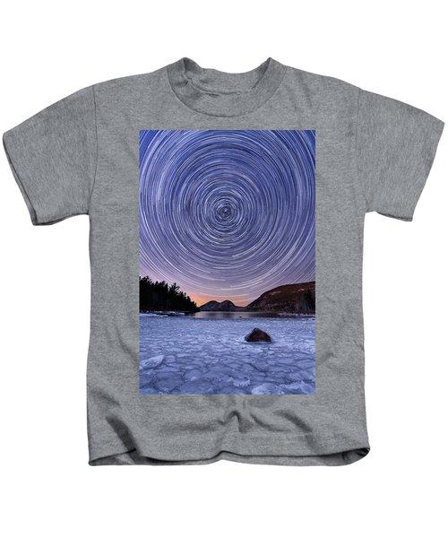 Circles Over Bubbles Kids T-Shirt