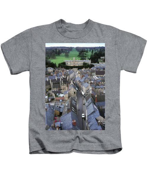 Cirencester, England Kids T-Shirt