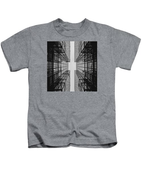 City Buildings Kids T-Shirt
