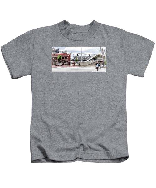 City Stadium Kids T-Shirt