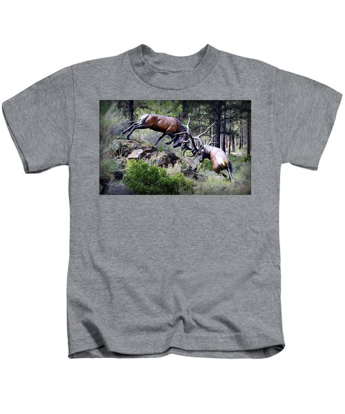 Clash Of The Titans Kids T-Shirt