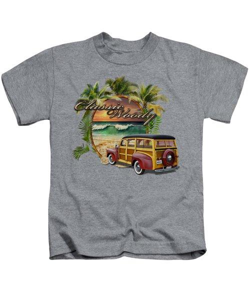 Classic Woody Kids T-Shirt