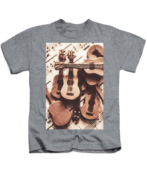 Classical Music Recording Kids T-Shirt