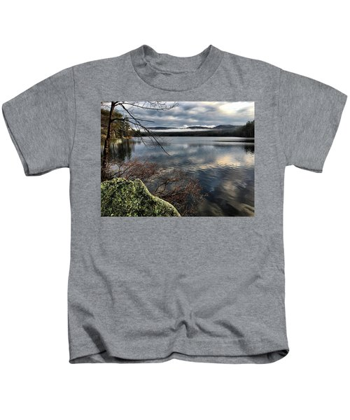 Clearing Sky Kids T-Shirt
