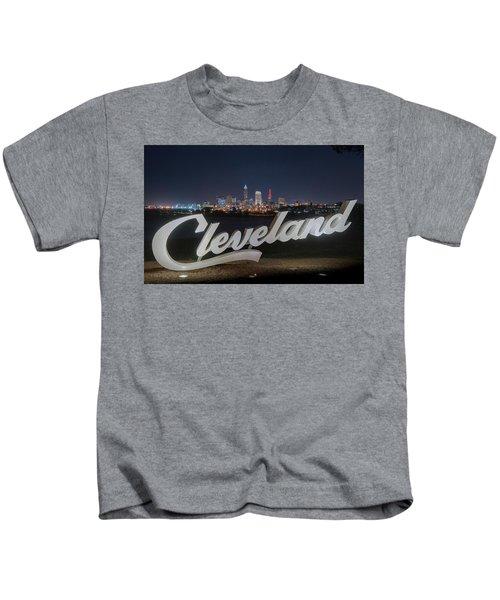 Cleveland Pride Kids T-Shirt