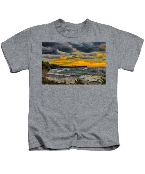 Cleveland Waves Kids T-Shirt