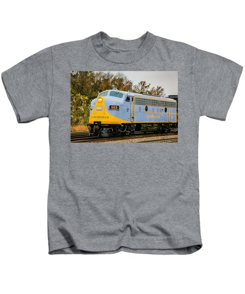 Clinchfield No 800 Kids T-Shirt