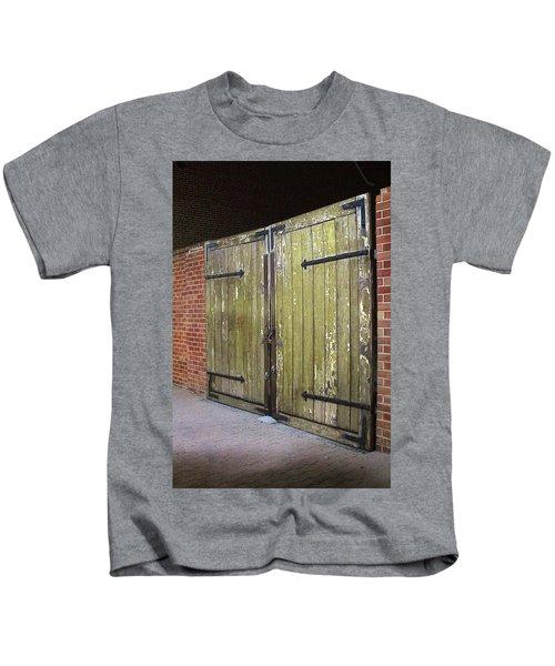 Closed Until Tomorrow Kids T-Shirt