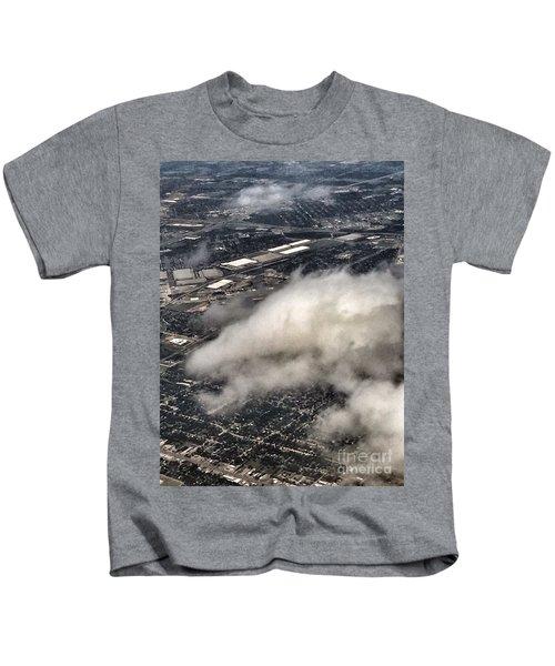 Cloud Dragon Kids T-Shirt