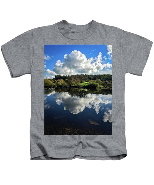 Clouded Visions Kids T-Shirt