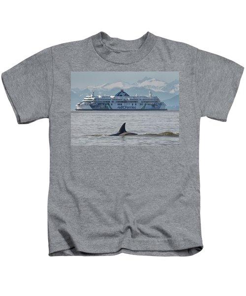 Coastal Inspiration Kids T-Shirt