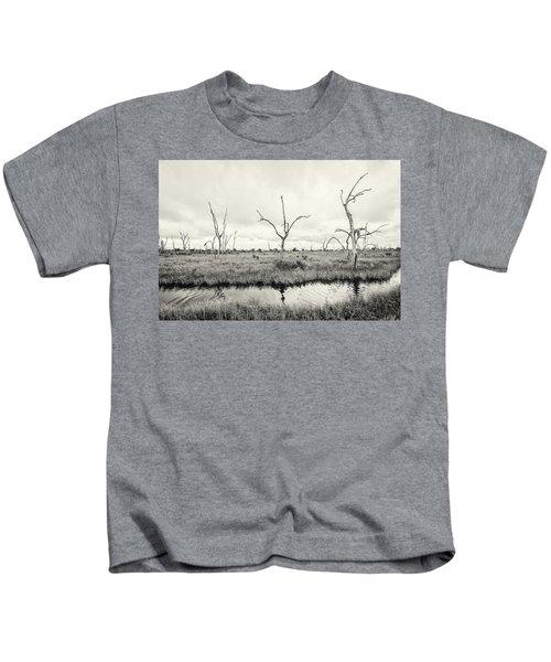 Coastal Skeletons Kids T-Shirt