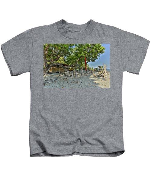 Coats Rica Turtle Hospital Kids T-Shirt