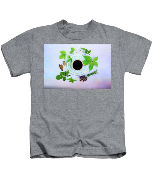 Coffee Delight Kids T-Shirt