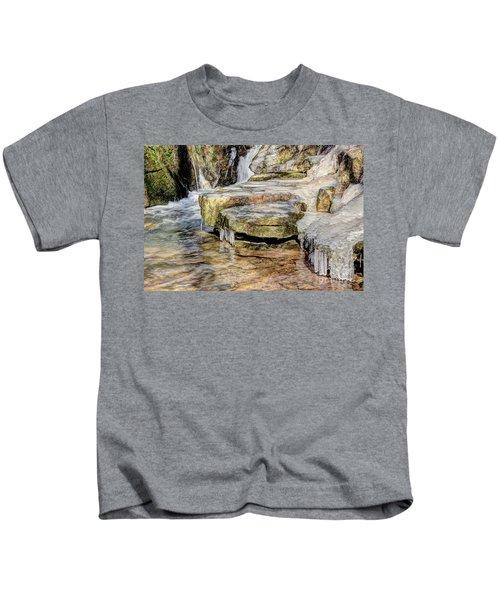 Cold Feet Kids T-Shirt