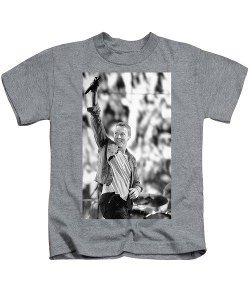 Coldplay13 Kids T-Shirt