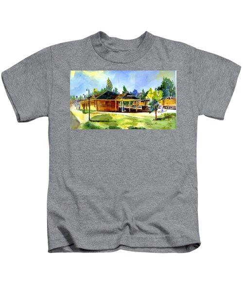Colfax Rr Depot Kids T-Shirt
