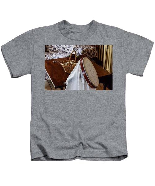 Colonial Needlework Kids T-Shirt