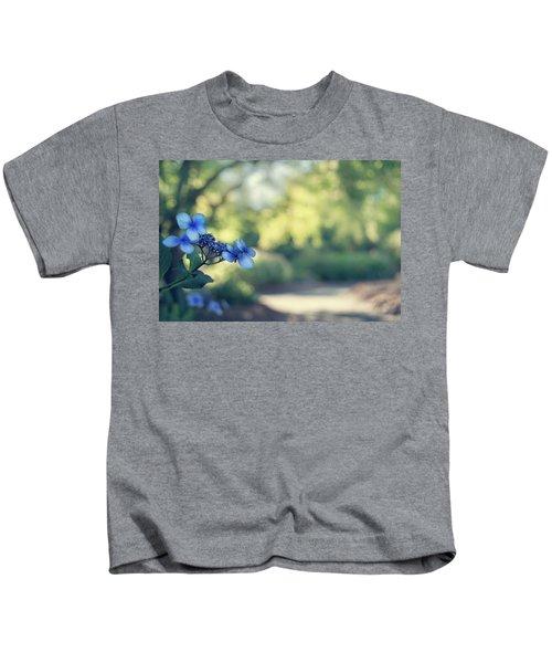 Color Me Blue Kids T-Shirt