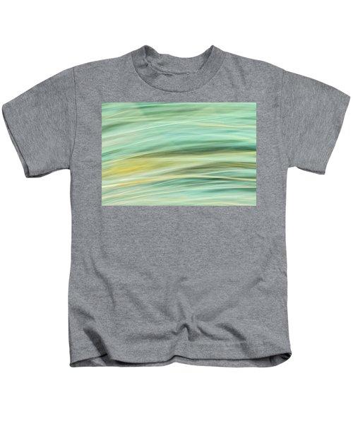Color Swipe Kids T-Shirt