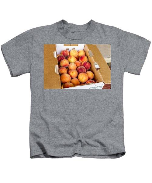 Colorado Peaches Ready For Market Kids T-Shirt