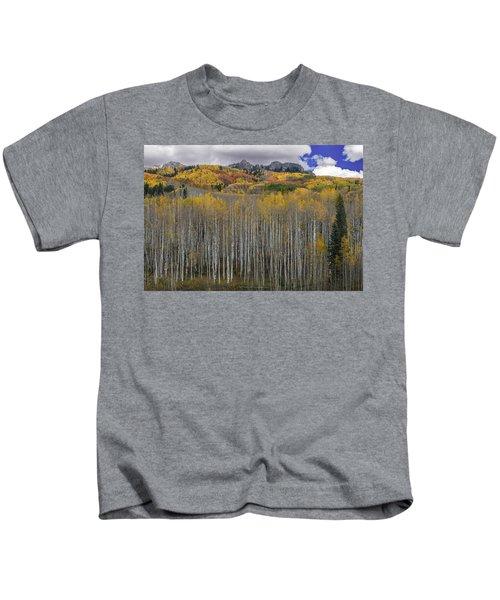 Colorado Splendor Kids T-Shirt