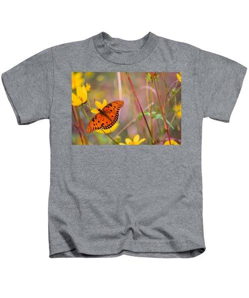 Colors Of Summer Kids T-Shirt