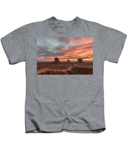 Colors Of The Past Kids T-Shirt