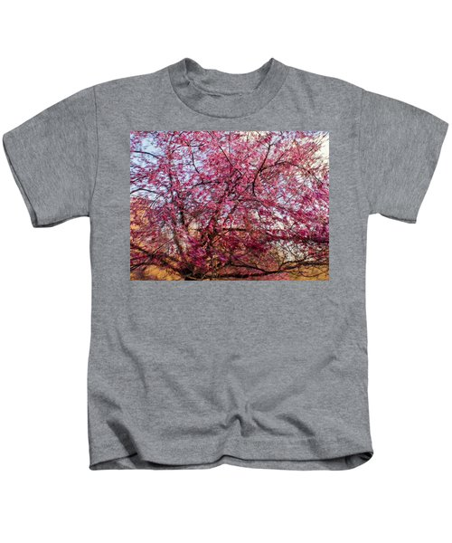 Columnar Sargent Cherry 1 Kids T-Shirt