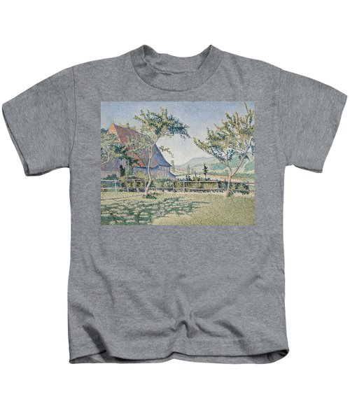 Comblat-le-chateau, The Meadow Kids T-Shirt