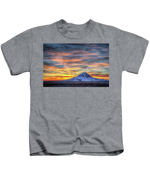 Complicated Sunrise Kids T-Shirt
