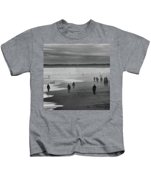 Coney Island Walkers Kids T-Shirt