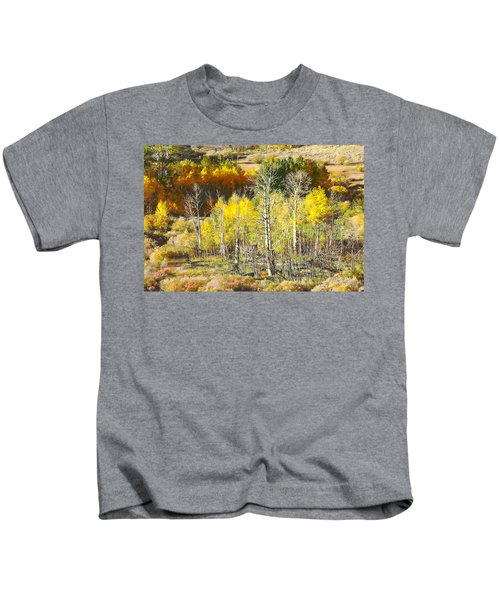 Conway Summit 3 Kids T-Shirt
