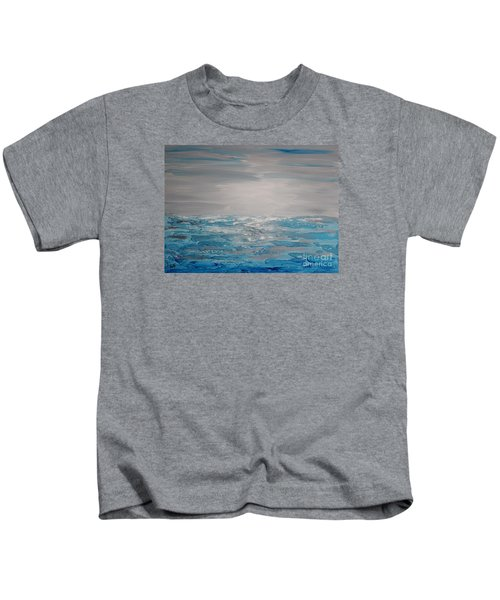 Cool Blue Kids T-Shirt