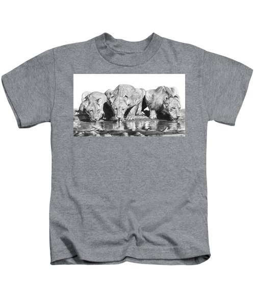 Cool For Cats Kids T-Shirt