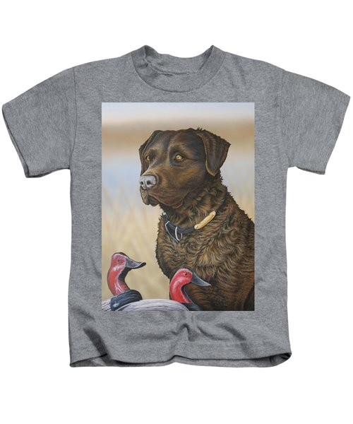 Copper Kids T-Shirt