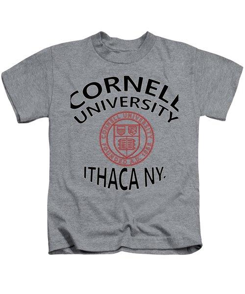 Cornell University Ithaca N Y Kids T-Shirt