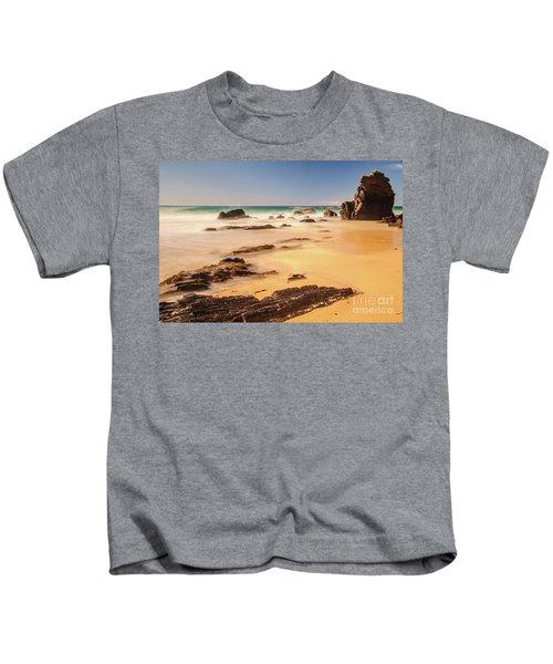 Corunna Point Beach Kids T-Shirt