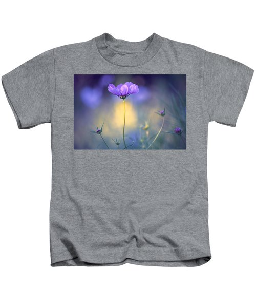 Cosmos Pose Kids T-Shirt