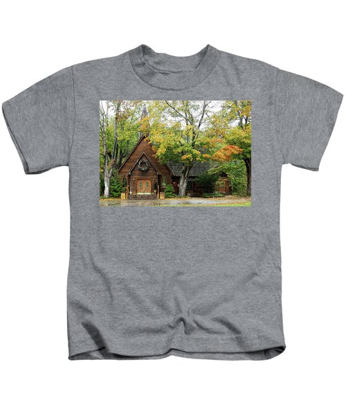 Country Chapel Kids T-Shirt